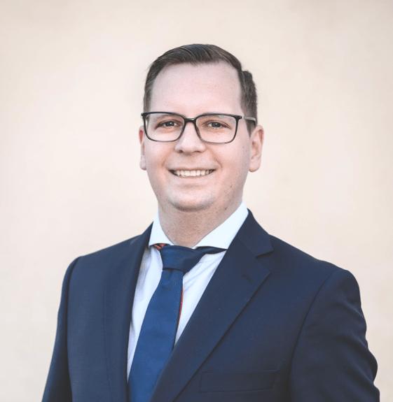 Geschäftsführer Michael Eder